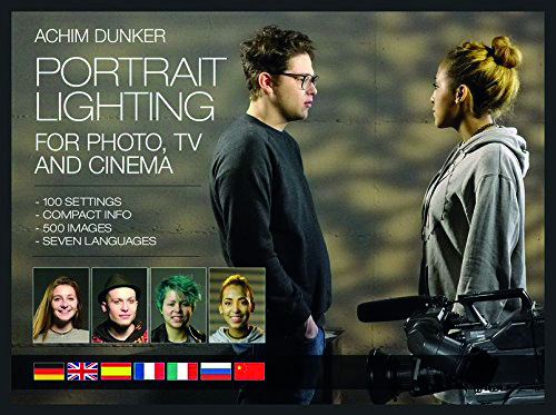 Cover: Portrait Lighting for Photo, TV and Cinema